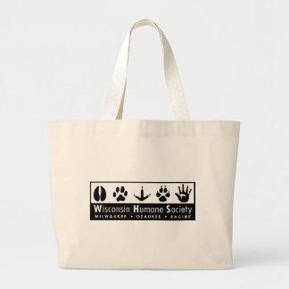 WHS Logo Jumbo Tote Bag