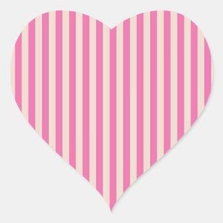 whuffled heart sticker