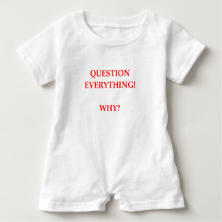 WHY BABY ROMPER