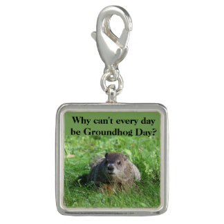 Why can't every day be Groundhog Day? Photo Charm