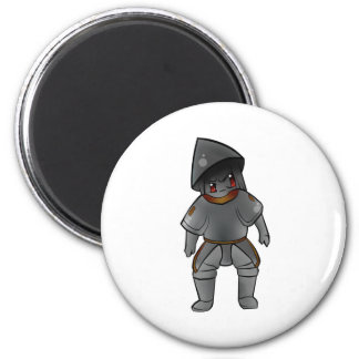 Why Can't Robots be Ninja's too? Fridge Magnets