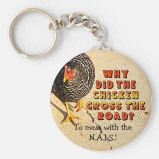 Why did the Chicken Keychain