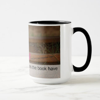 Why does the book have to end? mug