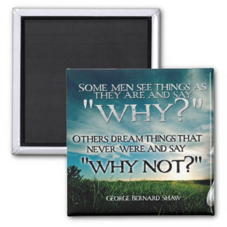 WHY? Motivational Magnet