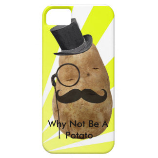 Why Not Be A Potato Case For The iPhone 5