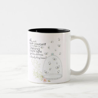 Why Not Dare Yourself Coffee Mug