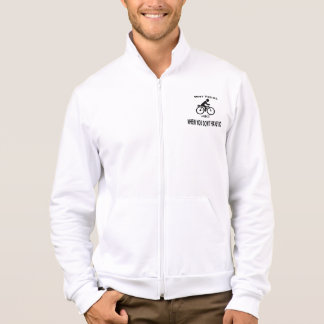 """""""Why pedal"""" jackets for men"""