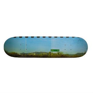 WHY Skate Deck