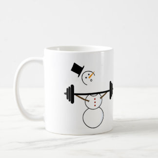 Why Snowmen should not snatch Coffee Mug
