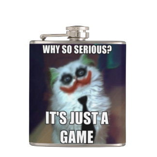 Why So Serious Flask