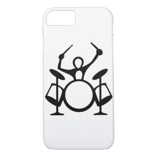why yes I am the drummer. iPhone 7 Case