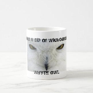 Whyte Owl Coffee Mug