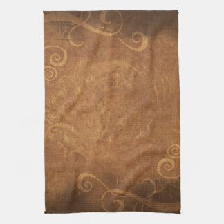 Wicca Rustica: Celtic Autumn Kitchen Towel