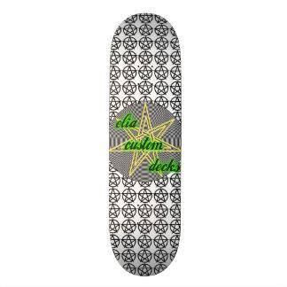 wiccan deck skateboard