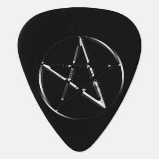 Wiccan Gothic Pentacle Pick