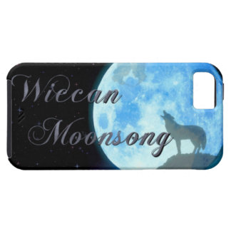 Wiccan Moonsong iPhone 5 Cases