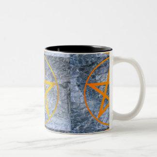 Wiccan Mug - Blue