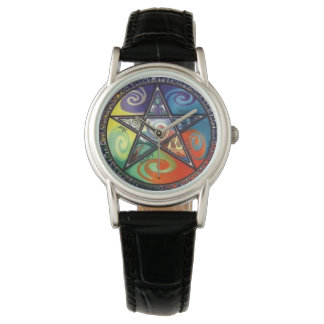 Wiccan Pentagram Watch