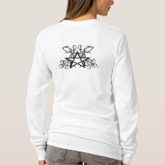 Wiccan Rose T-Shirt