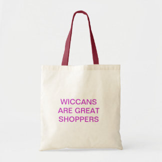 WICCAN SHOPPERS