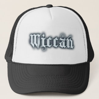 Wiccan Trucker Hat