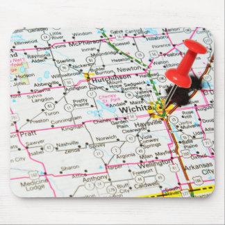 Wichita, Kansas Mouse Pad