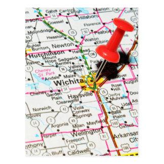 Wichita, Kansas Postcard