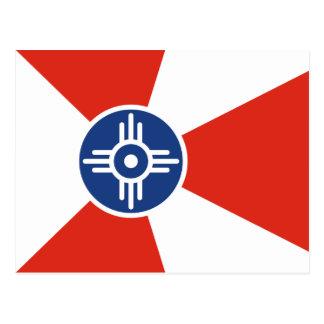 Wichita, Kansas, United States Postcard
