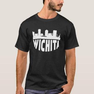 Wichita KS Cityscape Skyline T-Shirt