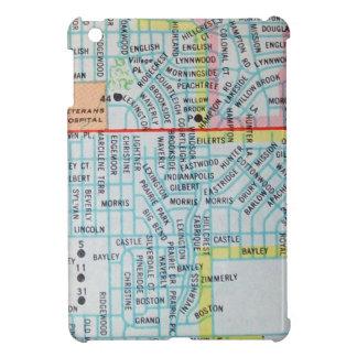 Wichita, KS Vintage Map iPad Mini Case