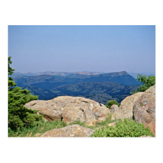 Wichita Mountains National Wildlife Refuge Postcard