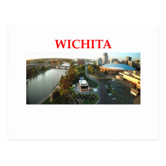 wichita postcard