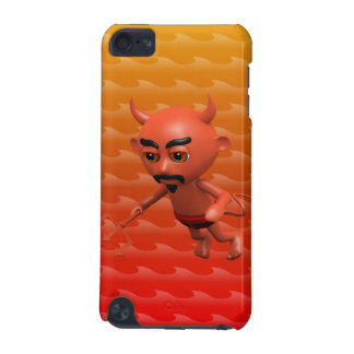 Wicked 3d Devil Flying (editable) iPod Touch (5th Generation) Cover