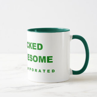 Wicked Awesome Inc mug