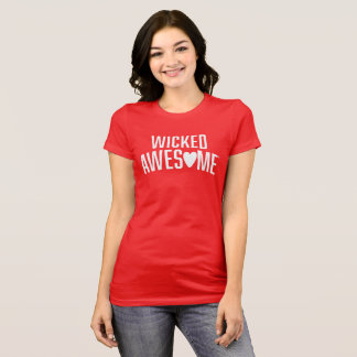 Wicked Awesome Valentine T-Shirt