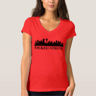 Wicked Boston Strong T-Shirt