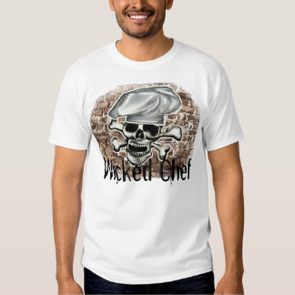Wicked Chef Shirt