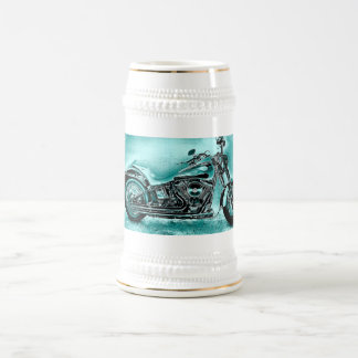 Wicked Cruiser Beer Stein