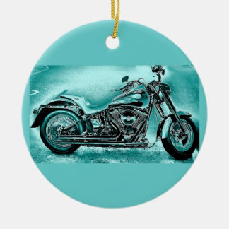 Wicked Cruiser Ceramic Ornament