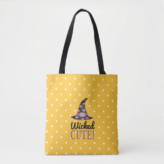 Wicked Cute Halloween Tote
