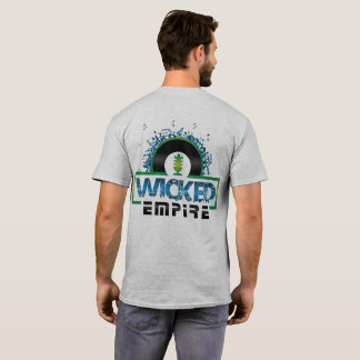 Wicked Empire Logo Back T-Shirt