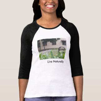 WiCkeD live naturally Tshirt