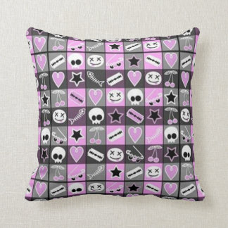 Wicked Love Throw Pillow