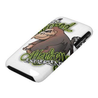 wicked monkey iphone case