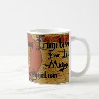 Wicked Moon Wood Tone Mug