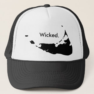 Wicked Nantucket Trucker Hat