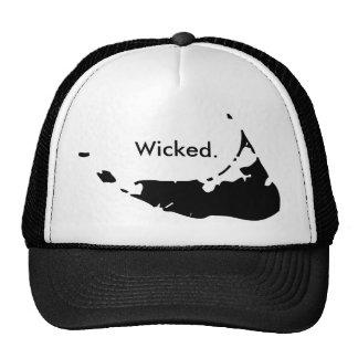 Wicked Nantucket Trucker Hat