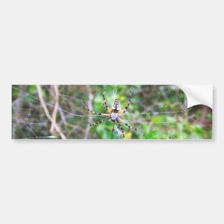 Wicked Nature Bumper Sticker