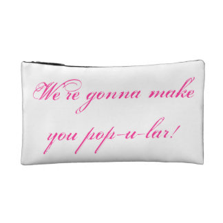 Wicked Popular make up bag Cosmetic Bags