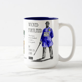 Wicked Portland coffee mug